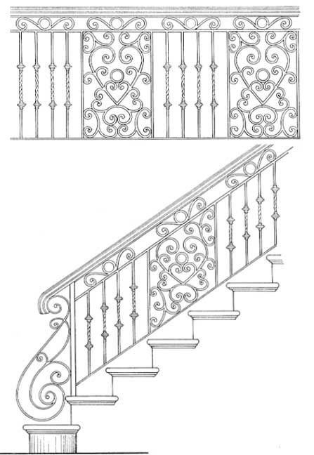 1000+ ideas about Stair Railing Design on Pinterest