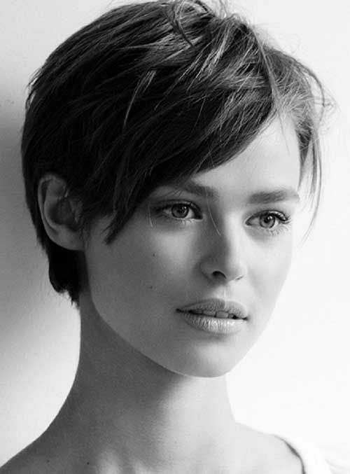 25 Best Ideas About Longer Pixie Haircut On Pinterest Longer