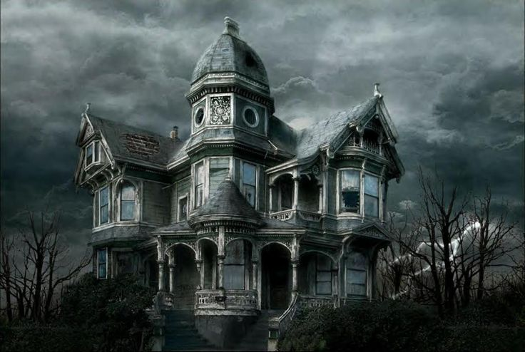 abandoned us mansions  Abandoned Mansion abandoned dark mansion old scary stormy