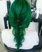 1000 ideas emerald hair