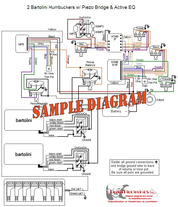 Lr Baggs Wiring Diagrams 68 Best Images About Wireing On Pinterest Bass Cigar