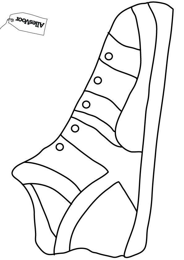 Gebruik dit sjabloon voor je schoen-surprise! #AllesVoor #