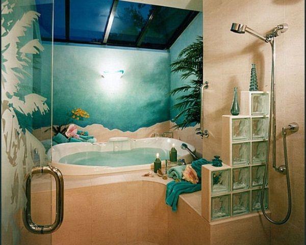 25+ Best Ideas About Tropical Bathroom Decor On Pinterest