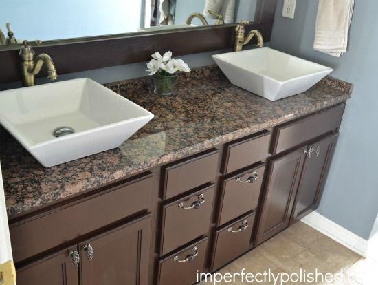 25 best ideas about Granite countertops bathroom on Pinterest  Granite counters Kitchen