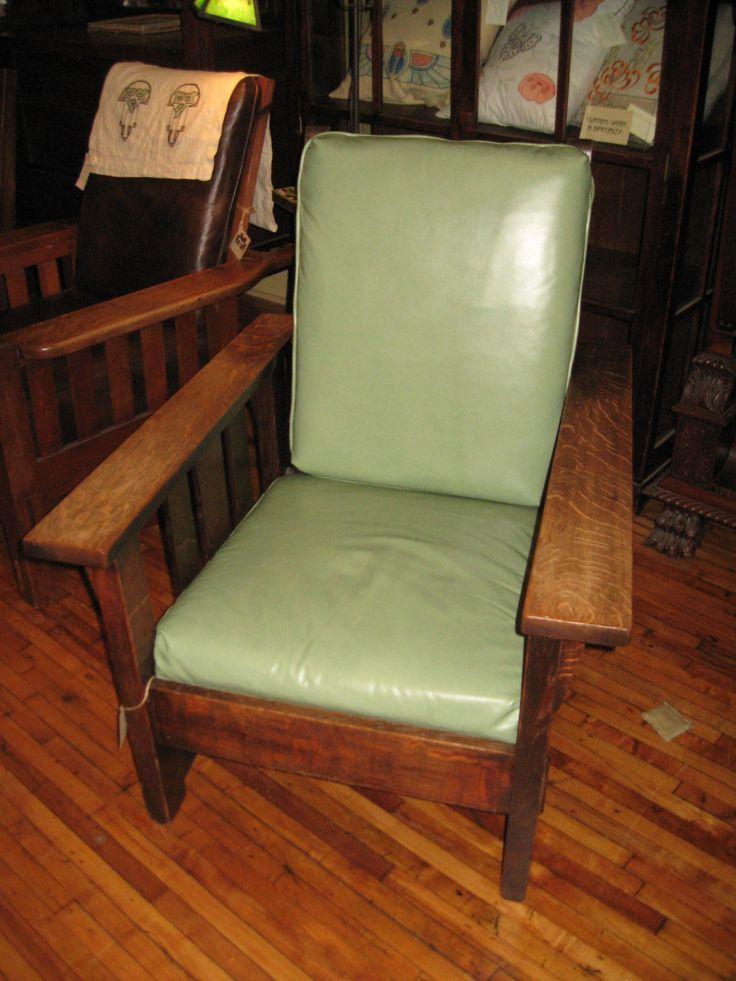 x rocker chair sonoma anti gravity review antique mission oak stickley brothers 631 5 morris original arts crafts | ebay american ...