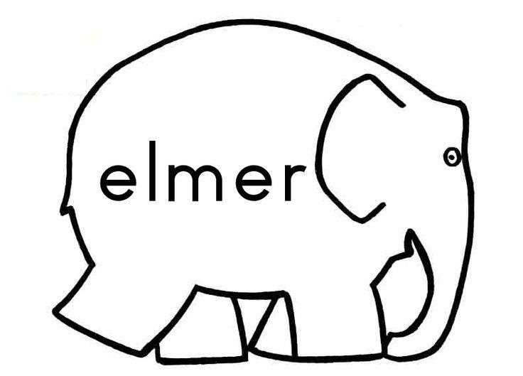 46 best images about Thema: Elmer allerlei on Pinterest