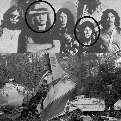 Ronnie Van Zant Lynyrd Skynyrd Plane Crash Less than 2