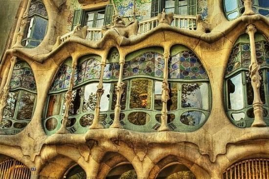 54 best images about Casa Batllo on Pinterest  Window Search and Interior architecture