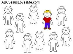 43 best images about JESUS HEALS THE TEN LEPERS !!! on