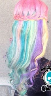 ideas pastel rainbow