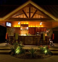 Covered Outdoor kitchen | Ideas for ramada | Pinterest ...