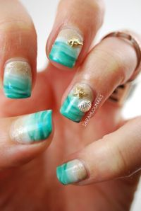 Beach Nail Designs | www.imgkid.com - The Image Kid Has It!