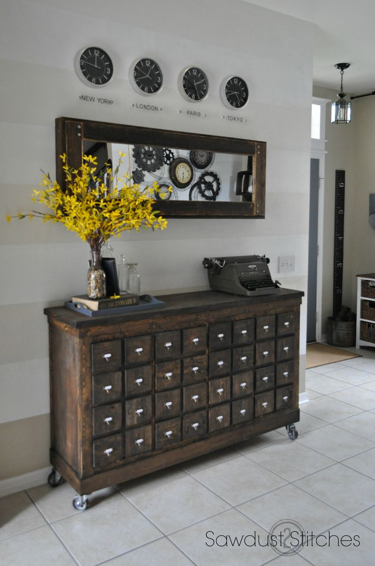 Build Apothecary Cabinet  WoodWorking Projects  Plans