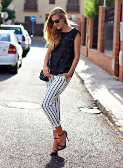 Stylish and Trendy summer outfit 2014