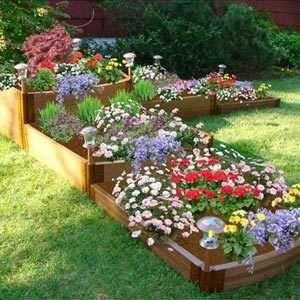 25 Best Ideas About Raised Flower Beds On Pinterest Raised