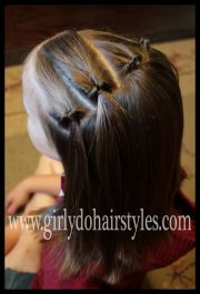 girly hair styles. and makeup