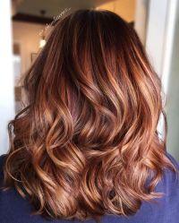 17 Best ideas about Burgundy Hair Highlights on Pinterest ...