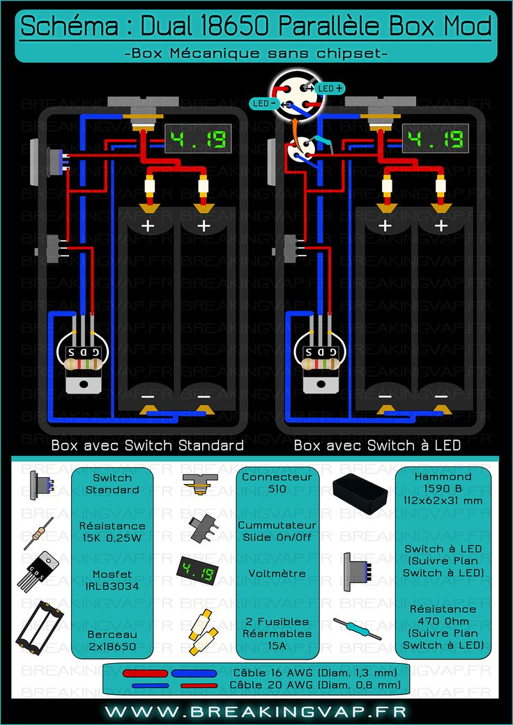 Wiring For Box Mod