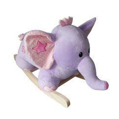 Rocking Chair Fine Woodworking Dining Room Upholstered Chairs Plans For Child's Chair, Elephant Horse Toys R Us