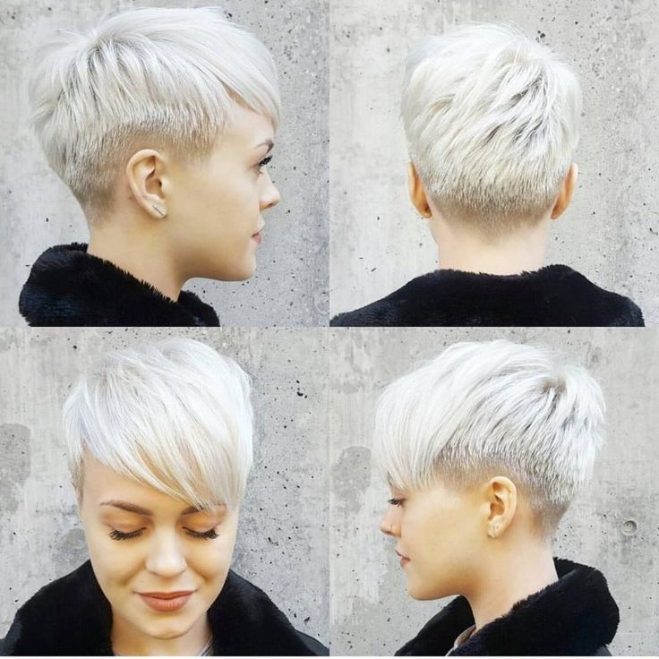 25 Best Ideas About Short Undercut Hairstyles On Pinterest