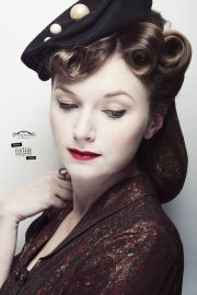 1940s style angie townsend