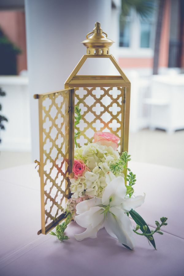 Gold  Glam Beach Wedding at Wild Dunes Resort  Gold