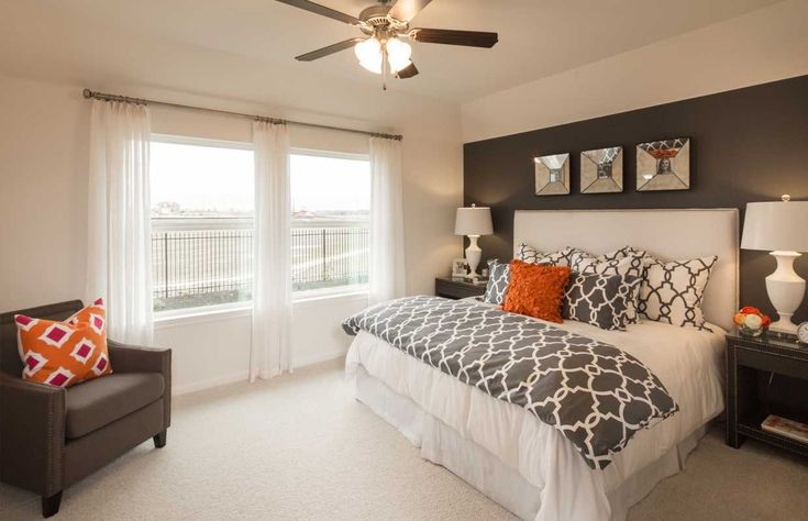 New Home from Highland Homes on Pinterest  Discover the best trending Grey Bedrooms ideas and