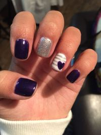 17 Best ideas about Purple Nails on Pinterest | Purple ...
