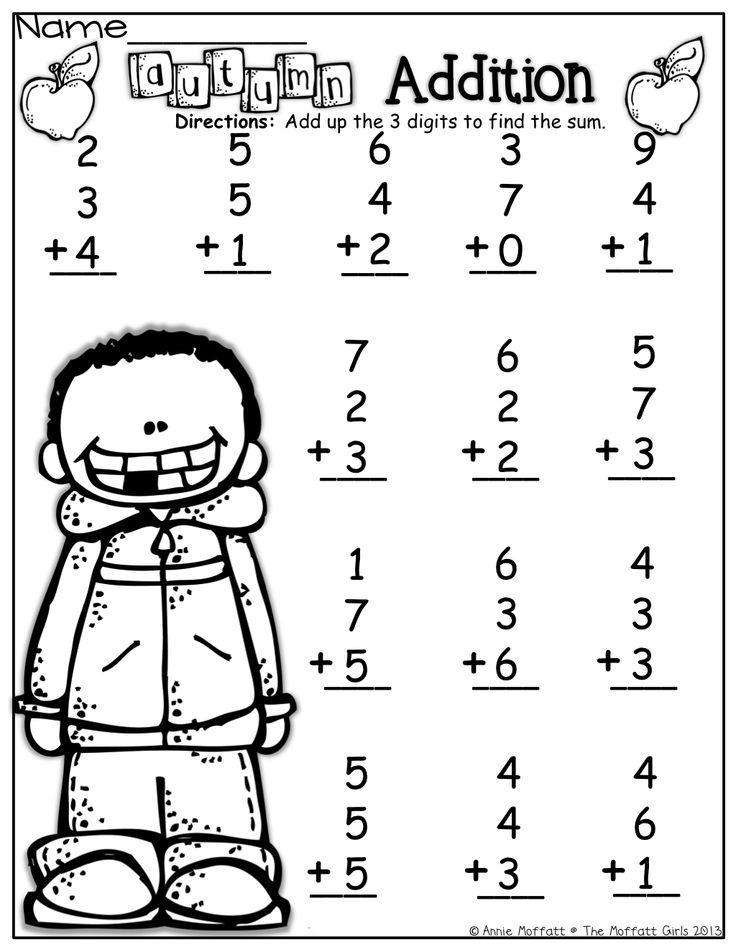 803 best images about First Grade Math! on Pinterest