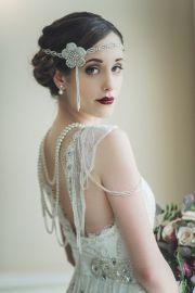 guide vintage bridal beauty
