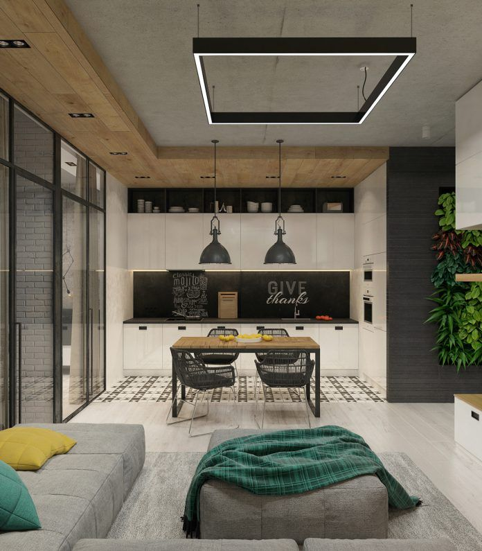 25 Best Ideas About Small Apartment Design On Pinterest