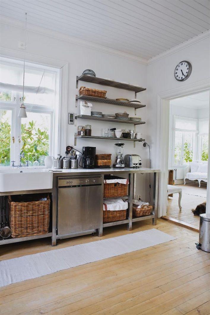 25 Best Ideas About Stainless Steel Kitchen On Pinterest