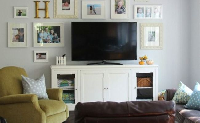 17 Best Images About Design Around Big Screen Tv On
