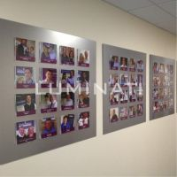 22 best images about Photo boards, staff wall boards
