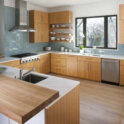 25+ best ideas about Mid century modern kitchen on