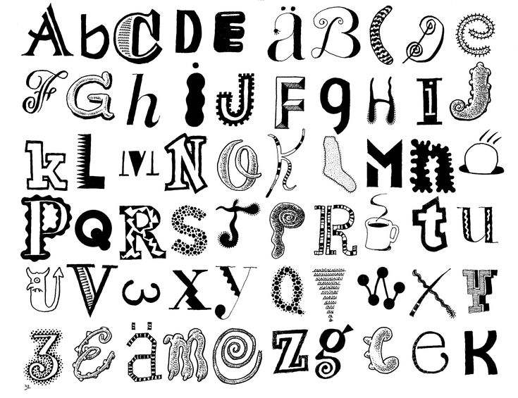 Printable Alphabet Disney Font Template Pattern In Pdf For