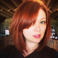 New red hair! (Redken Color Gels 6RO over a Redken Shades ...