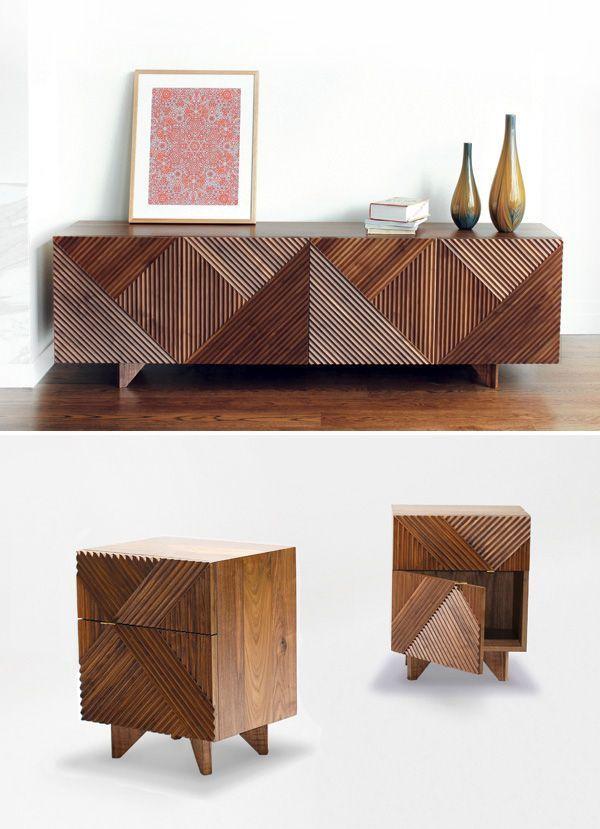25 best ideas about Modern Wood Furniture on Pinterest