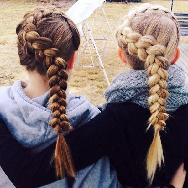 25 Best Ideas About Cute Braided Hairstyles On Pinterest Cute
