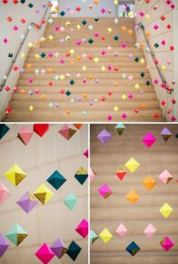 25+ best ideas about Hanging decorations on Pinterest