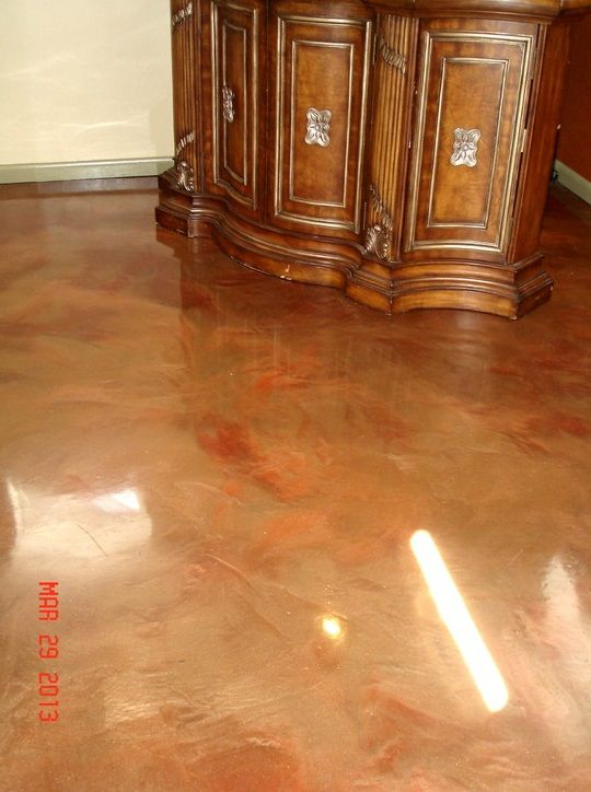 Best 41 Diy Epoxy Floor Images On Pinterest Other