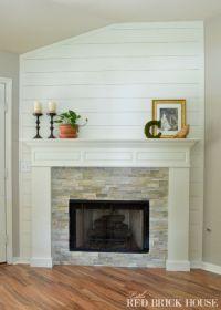 Best 25+ Stone veneer fireplace ideas on Pinterest