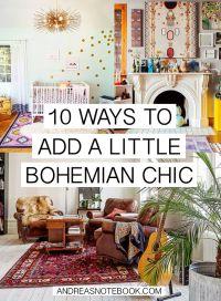 Best 25+ Bohemian decor ideas on Pinterest | Boho decor ...