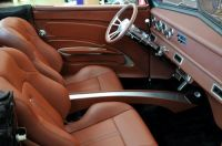 1937 Ford Custom Restoration Street Rod Interiors interior ...