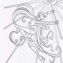 845 best images about Coloring Pages *Barbie / Disney