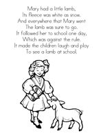 17 Best images about School- Nursery Rhymes on Pinterest