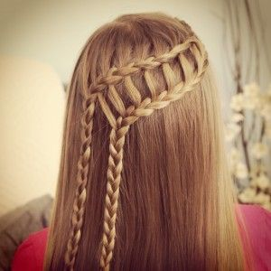 25 Best Ideas About Ladder Braid On Pinterest Crazy Braids Kid