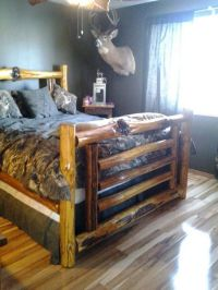 1000+ ideas about Hunting Theme Bedrooms on Pinterest ...