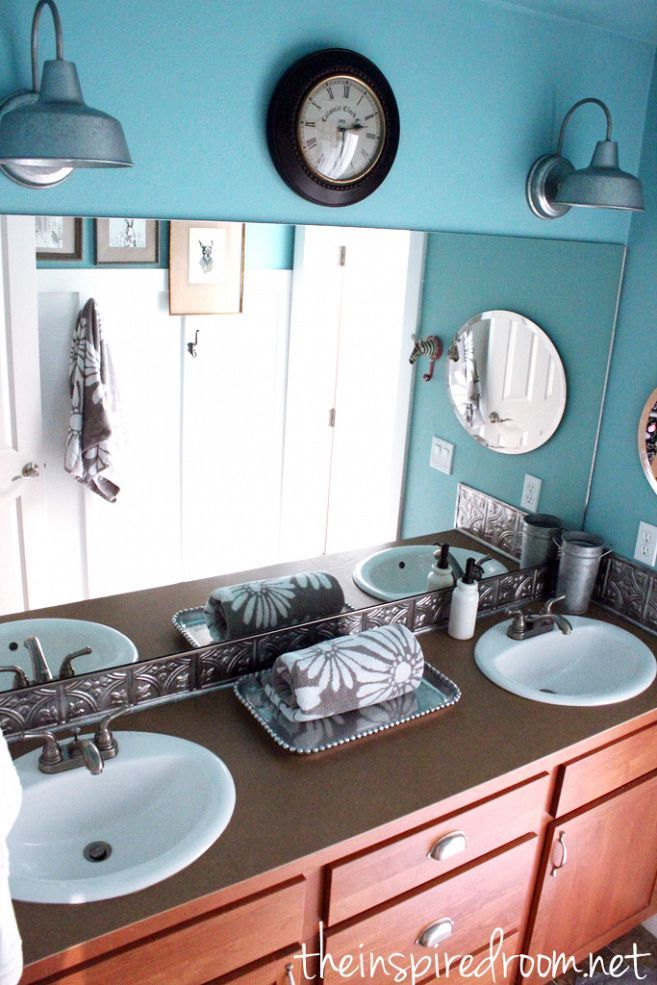 1000 ideas about Simple Bathroom Makeover on Pinterest