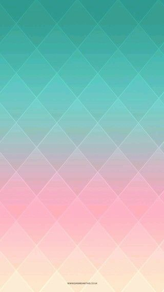 Rombos azulrosaamarillo  Fondo de pantalla  Pinterest